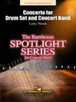 5d25dd32bc2 Concerto for Drum Set and Concert Band | Larry Neeck - concert band ...