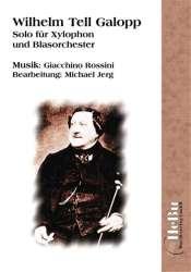 Wilhelm Tell Galopp (Solo für Xylophon) - Gioacchino Rossini / Arr. Michael Jerg