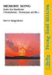 Memory Song - Solo for Baritone (Trombone or Tenorsax) - Steve Hagedorn