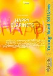 Happy Clarinets (Solo für 3 Klarinetten) - Steve Hagedorn