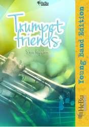 Trumpet Friends (Solo für 2 Trompeten und Blasorchester) - Steve Hagedorn