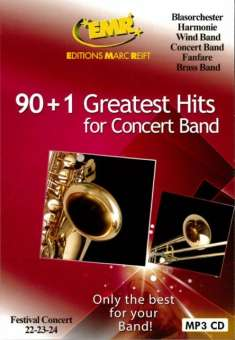 Promo CD: Reift 90+1 Greatest Hits for Concert Band