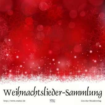 Weihnachtslieder Partitur.Weihnachtslieder Sammlung 0 Partitur In C
