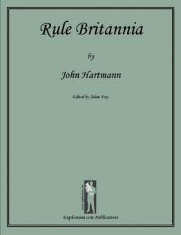 5b9443f0b9a Rule Britannia - Solo Euphonium & Wind Band | John Hartmann / Arr ...