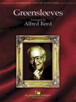 5d0cd1c98b7 Greensleeves | Traditional / Arr. Alfred Reed - concert band Noten ...