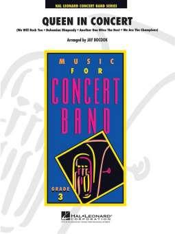 a9ac96b8931 Queen in Concert | Queen / Arr. Jay Bocook - concert band Noten ...