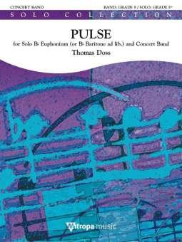 039f81cea11 Pulsefor Solo Bb Euphonium (or Bb Baritone ad lib.) and Concert Band ...