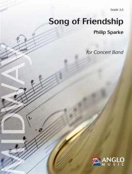 ab6a2a568d8 Song of Friendship | Philip Sparke - concert band Noten & Partituren ...