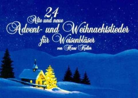 Weihnachtslieder Blasorchester.24 Alte Und Neue Advent Und Weihnachtslieder