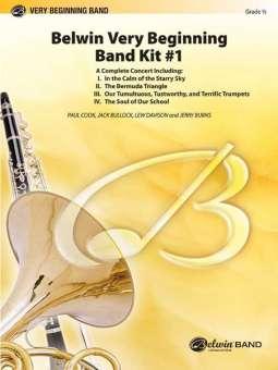7626685c3c2 Belwin Very Beginning Band Kit #1 | Diverse - concert band Noten ...