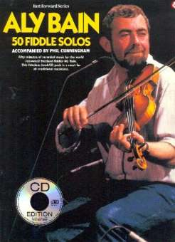 ALY BAIN : 50 FIDDLE SOLOS