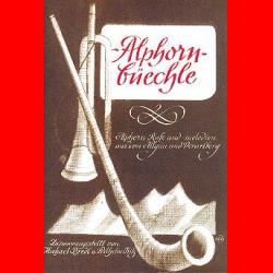 Alphorn Weihnachtslieder.Bergwald Musikverlag Verlag Blasorchester Noten Partituren