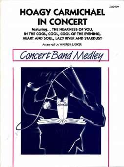 f3660acdce3 Hoagy Carmichael in concert | Warren Barker - concert band Noten ...